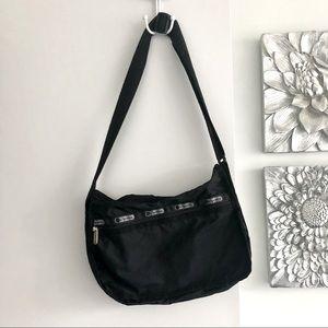 LESPORTSAC Classic Hobo Bag - Black